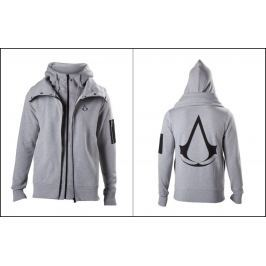 Mikina Assassins Creed - Logo, Double Layered (velikost L)