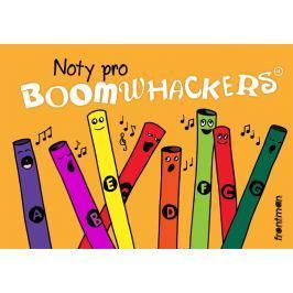 Frontman Zpěvník pro Boomwhackers Zpěvník