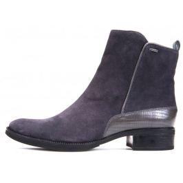 Geox dámská kotníčková obuv Meldi Np Abx 36 šedá