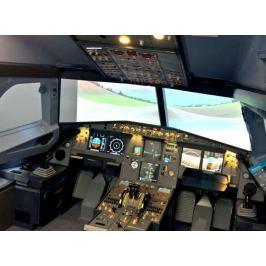 Poukaz Allegria - pilotem Airbusu A320 Praha