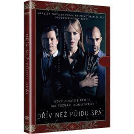 Dřív než půjdu spát (knižní edice)   - DVD