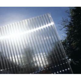 LanitPlast Polykarbonát komůrkový 8 mm čirý - 2 stěny - 1,5 kg/m2 2,10x1 m