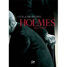 Brunschwig Luc, Cecil,: Holmes (sv. 1+2)