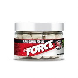 ROD HUTCHINSON The Force Fluoro Dumbell Pop Ups 12 mm