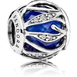 Pandora Královsky modrý korálek 791969NCB stříbro 925/1000