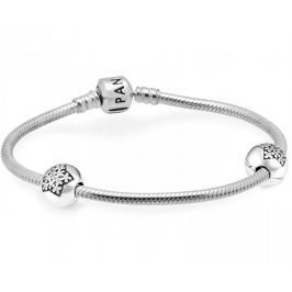 Pandora Stříbrný náramek USB791019 stříbro 925/1000