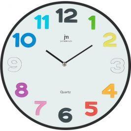 Lowell Designové nástěnné hodiny 14872