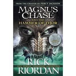 Riordan Rick: Magnus Chase And The Hammer Of Thor: Magnus Chase (Book 2)