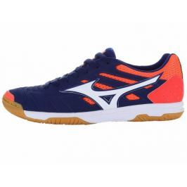 Mizuno Sala Classic 2 IN/BluePrint/Wht/FieryCoral/41.0/7.5