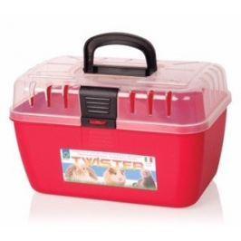 Tommi Transportní přepravka pro hlodavce červená