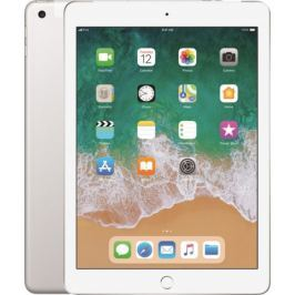Apple iPad Wi-Fi + Cellular 128GB, Silver 2018 (MR732FD/A)
