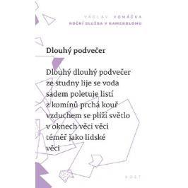 Vomáčka Václav: Noční služba v kamenolomu