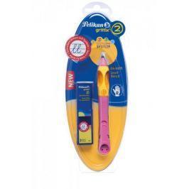 Pelikan Tužka pro praváky Griffix 2 růžová