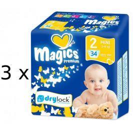 Magics Premium Mini Jumbopack - 102ks