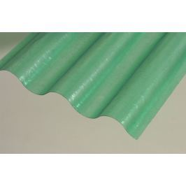 LanitPlast Sklolaminátová role 76/18 výška 1,0 m zelená 18 m