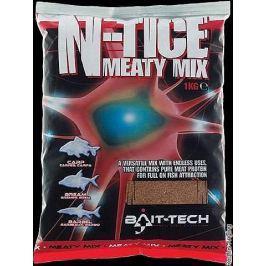 Bait-Tech krmítková směs mix groundbait n-tice meaty 1 kg