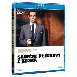 Srdečné pozdravy z Ruska   - Blu-ray