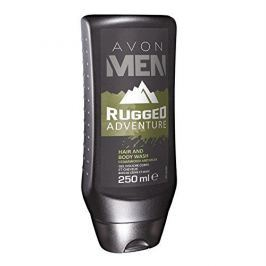 Avon Sprchový gel na vlasy a tělo Rugged Adventure Men (Hair And Body Wash) 250 ml