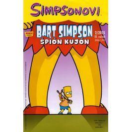 Groening Matt: Simpsonovi - Bart Simpson 02/15 - Špión kujón