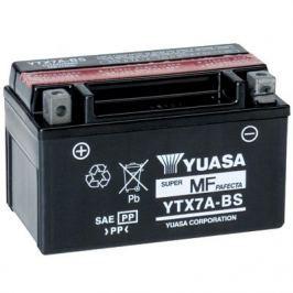 Yuasa baterie  12V 6Ah YTX7A-BS (dodáváno s kyselinovou náplní)