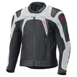 Held pánská bunda HASHIRO 2 vel.50 černá/bílá, kůže/textil
