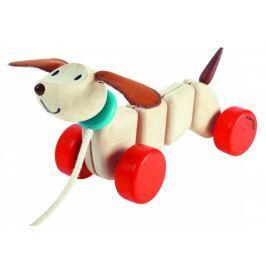Plan Toys Šťastné štěně