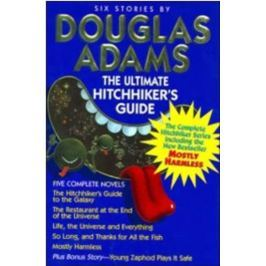 Adams Douglas: The Complete Hitchhiker´s Guide to the Galaxy: The Trilogy of Five
