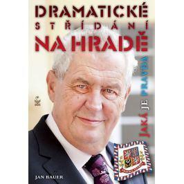 Bauer Jan: Dramatické střídání na hradě - Jaká je pravda