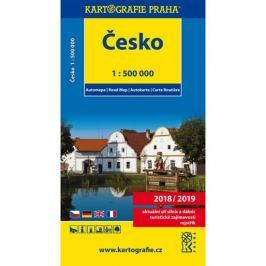 Česko - automapa 1:500000