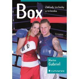 Gabriel Martin: Box - Základy techniky a tréninku