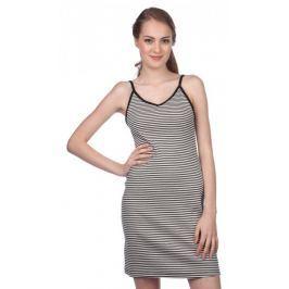 Brave Soul dámské pruhované šaty Ava XS černá