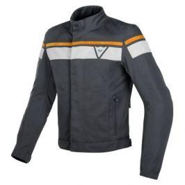 Dainese bunda BLACK-JACK D-DRY vel.52 šedá/krémová, textilní