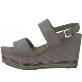Tamaris dámské sandály Finja 36 šedá