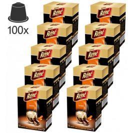 René Espresso Caramel kapsle pro kávovary Nespresso, 100ks