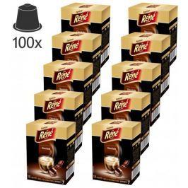 René Espresso Chocolade kapsle pro kávovary Nespresso, 100ks