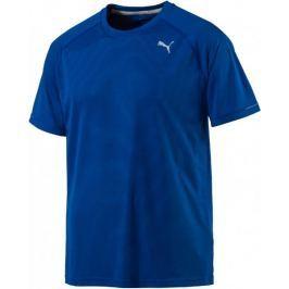 Puma Core-Run S S Tee Blue S
