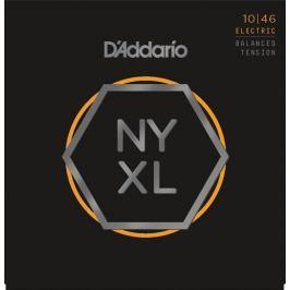 Daddario NYXL1046BT Struny pro elektrickou kytaru