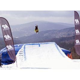 Poukaz Allegria - skok na lyžích do air bagu
