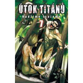 Isajama Hadžime: Útok titánů 7
