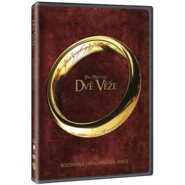 Pán prstenů: Dvě věže - rozšířená edice (2DVD)   - DVD