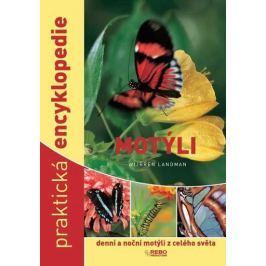 Landman Wijbren: Motýli - denní a noční motýli z celého světa - praktická encyklopedie