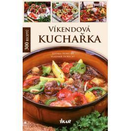 Horecká Zdenka, Horecký Vladimír: Víkendová kuchařka - 300 receptů