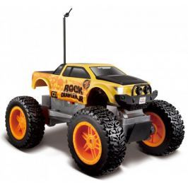Maisto Rock Crawler Junior žluté