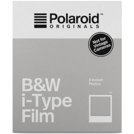 POLAROID Originals i-Type 8 ks Black/White
