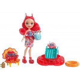 Mattel Enchantimals Cameo Crab - Chela & Courtney