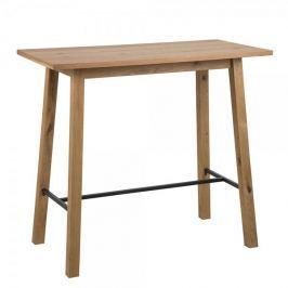 Design Scandinavia Barový stůl Rachel, 117 cm