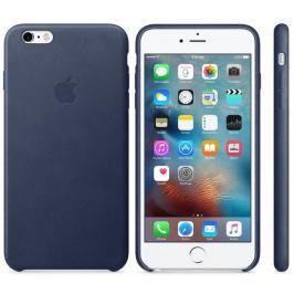Apple Kožený kryt, Apple iPhone SE, MMHG2ZM/A, tmavě modrá