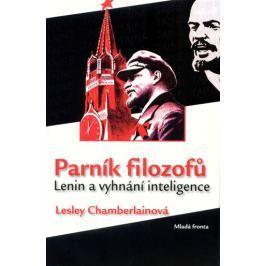 Chamberlainová Lesley: Parník filozofů - Lenin a vyhnání inteligence