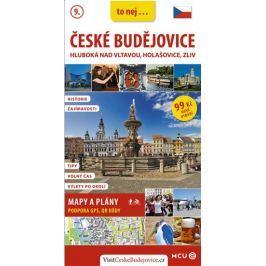 Eliášek Jan: České Budějovice - kapesní průvodce/česky