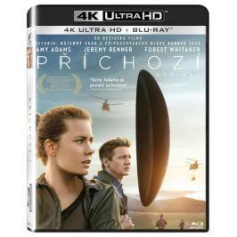 Příchozí   (2 disky)   - Blu-ray + 4K ULTRA HD